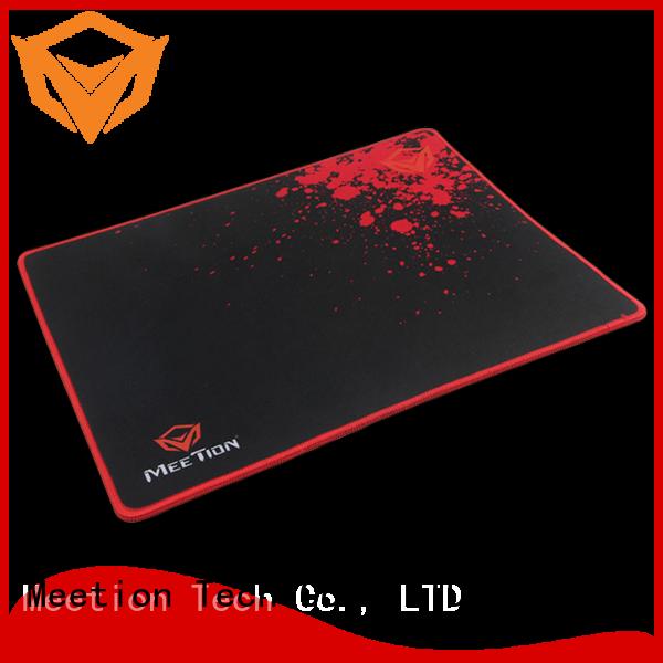 Meetion bulk cheap gaming mouse pad retailer