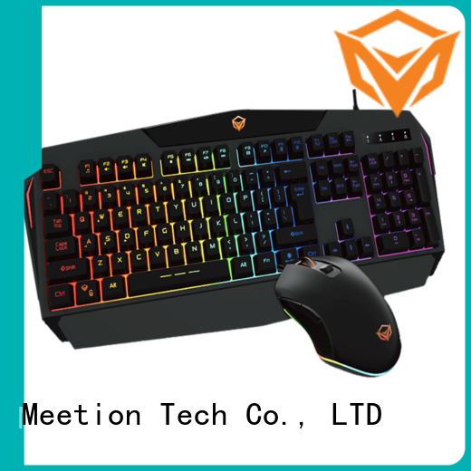 Meetion best keyboard and mouse supplier
