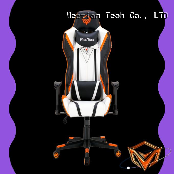 Meetion bulk high end gaming chair manufacturer