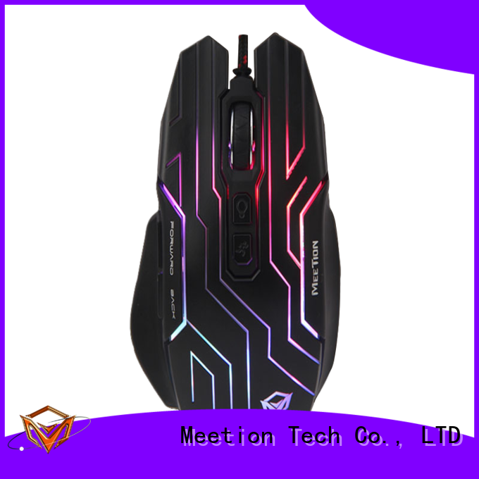 Meetion good gaming mice company