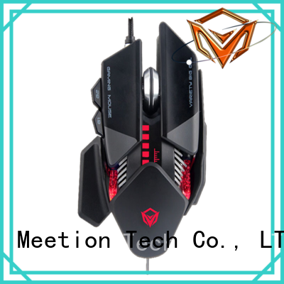 Meetion best gaming mice 2019 factory