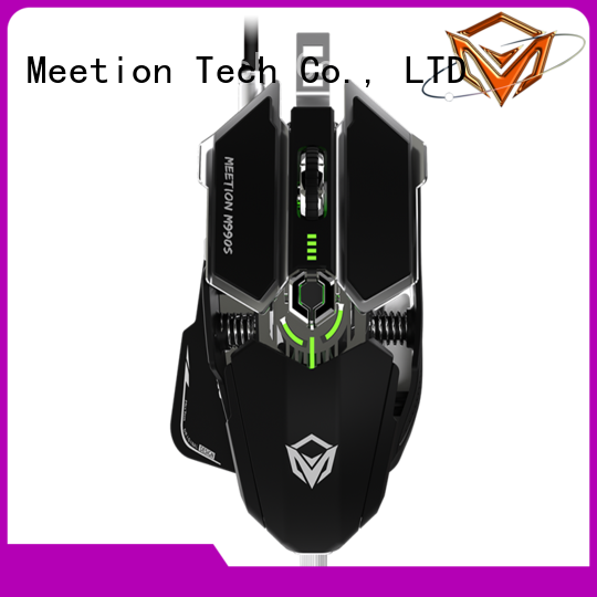 Meetion large gaming mouse factory