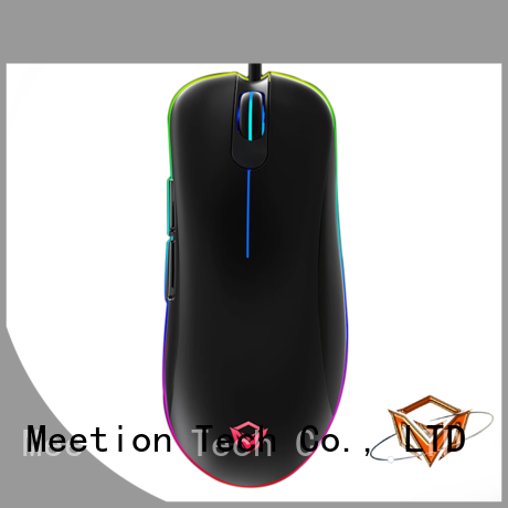 Meetion usb gaming mouse supplier