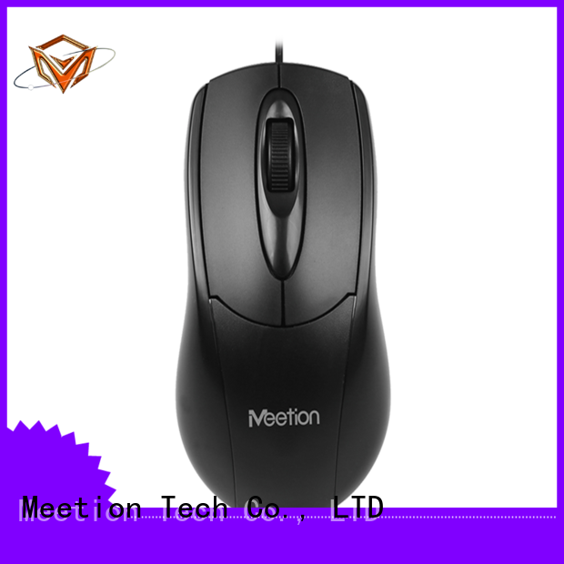 Meetion best desktop mouse factory