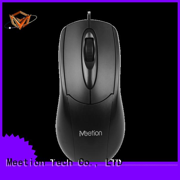 Meetion best desktop mouse factory