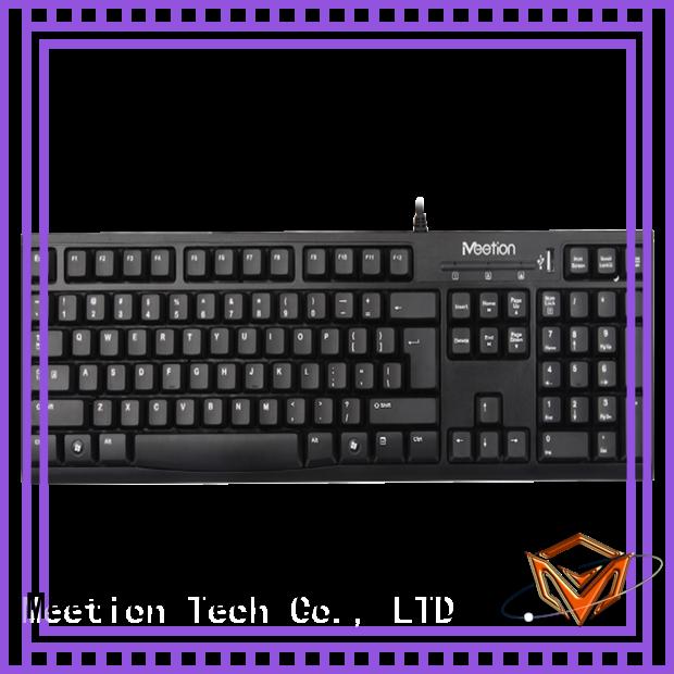 Meetion bulk buy full keyboard supplier