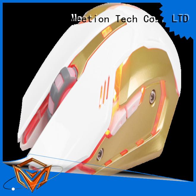 Meetion bulk purchase rgb mouse retailer