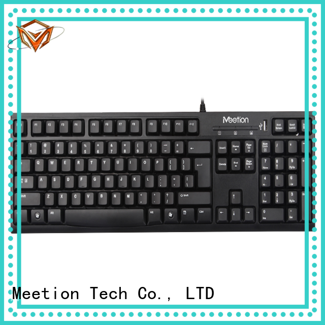Meetion usb keyboard factory