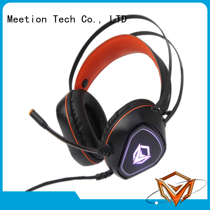 Meetion good gaming headphones supplier