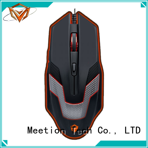 Meetion optical gaming mouse supplier
