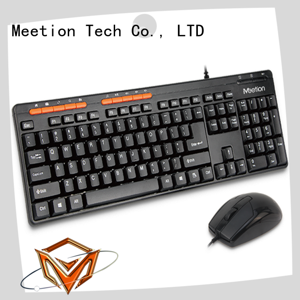 Meetion mouse and keyboard company