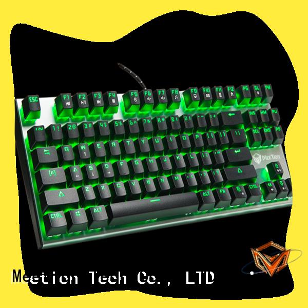 Meetion pc keyboard manufacturer