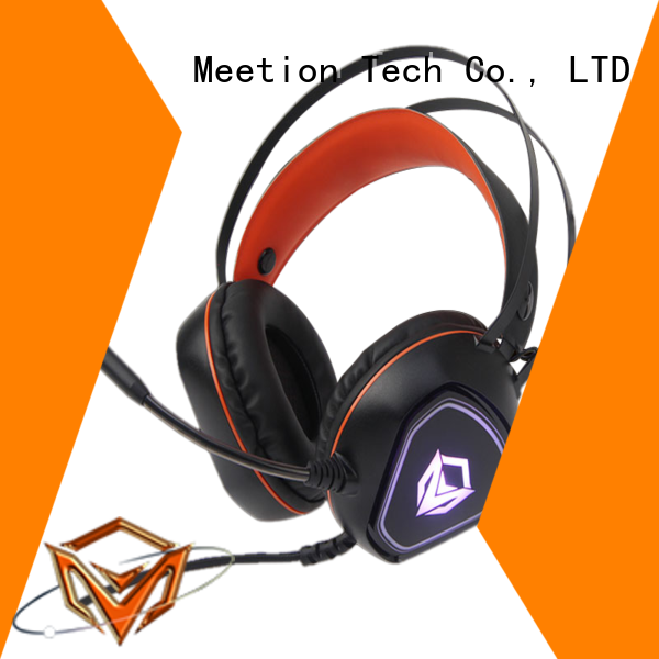 Meetion usb gaming headset company