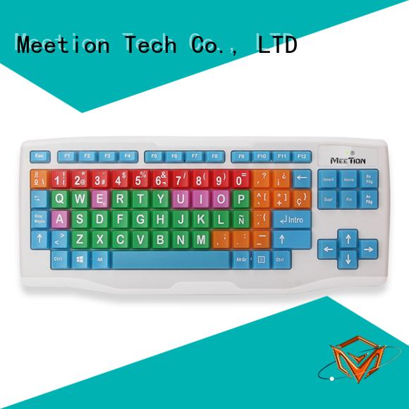 Meetion bulk purchase wired keyboard manufacturer