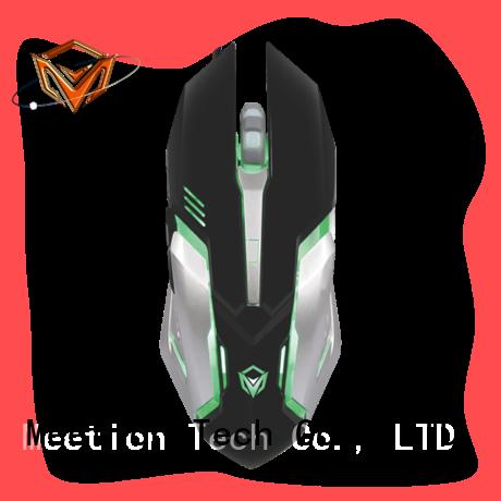 Meetion bulk good gaming mice supplier