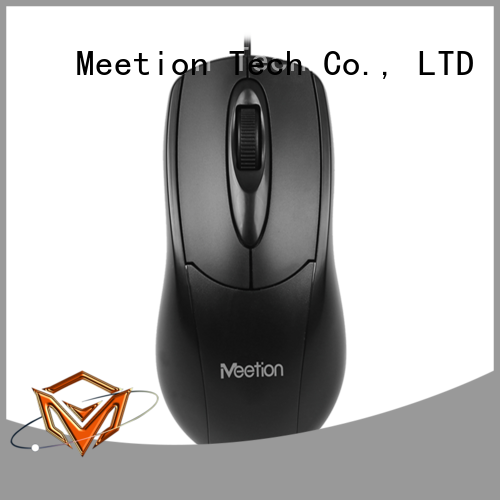 Meetion bulk buy wired mouse price factory