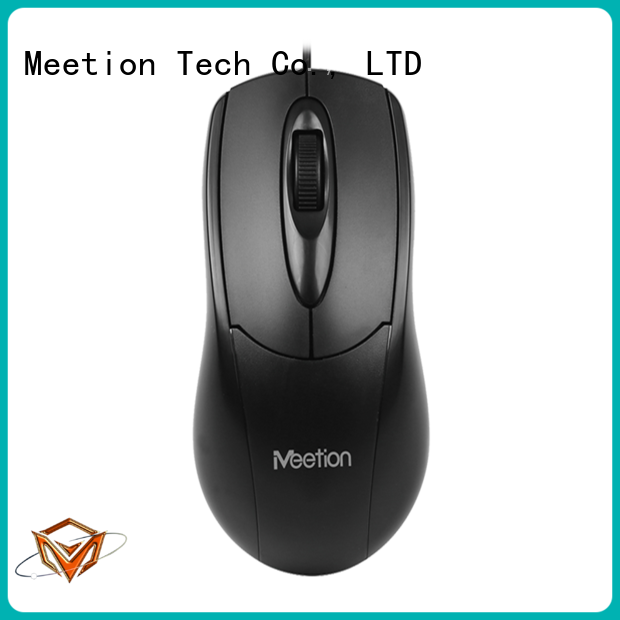 Meetion bulk usb wired mouse price supplier