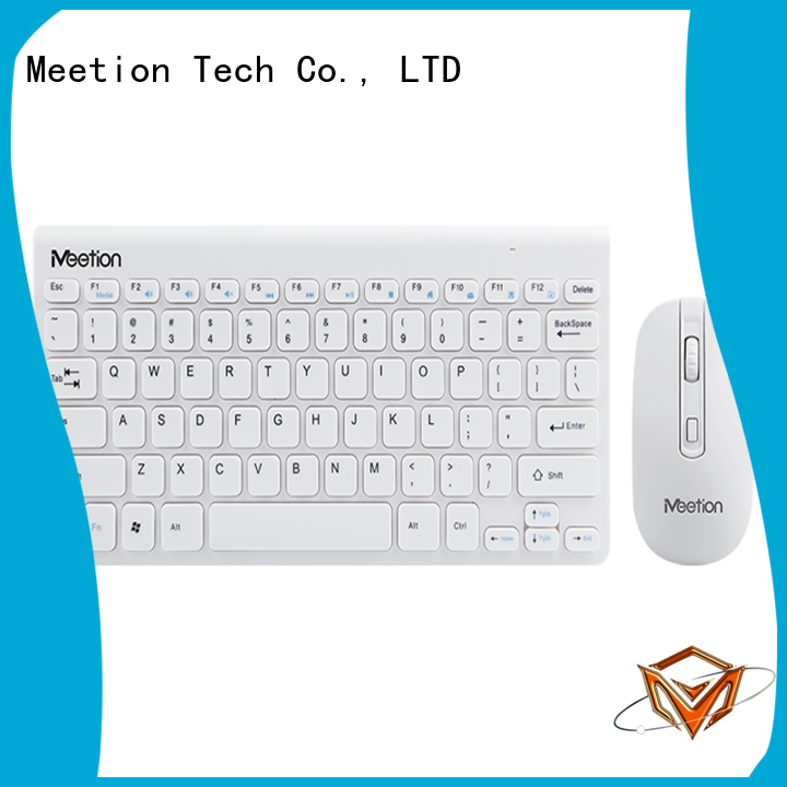 Meetion wireless mini keyboard and mouse combo retailer