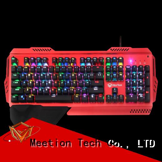 Meetion gaming keyboard factory