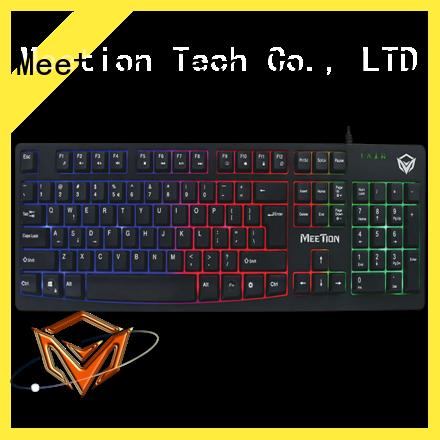 Meetion mechanical keyboard rgb retailer