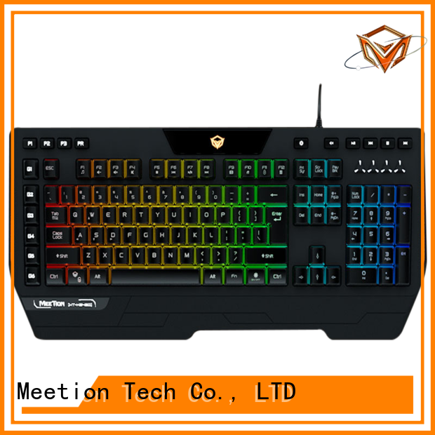 Meetion the best gaming keyboard factory