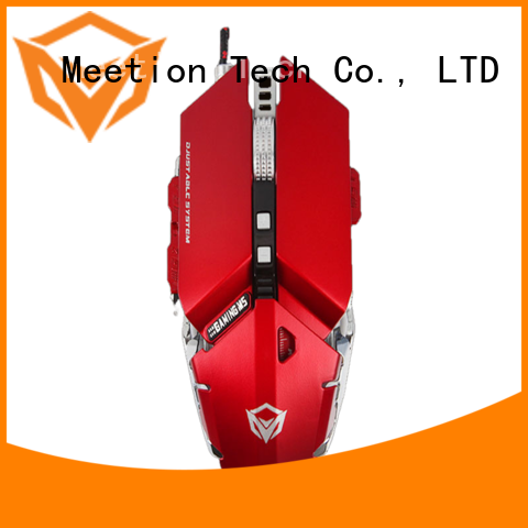 Meetion bulk purchase optical gaming mouse supplier