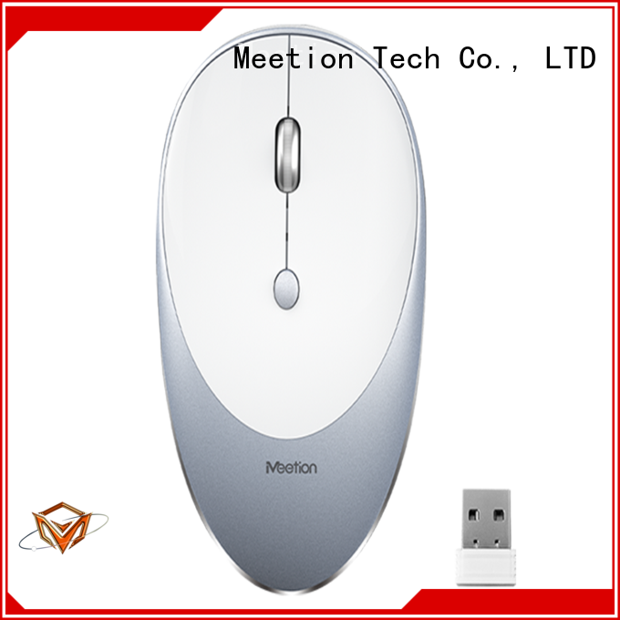 Meetion bluetooth travel mouse supplier