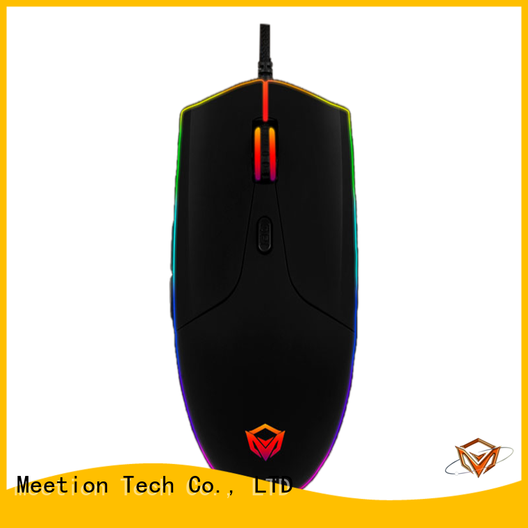 Meetion rgb gaming mouse retailer