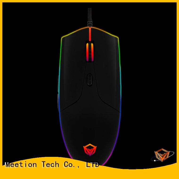 Meetion rgb gaming mouse retailer