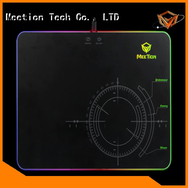 Meetion bulk best gaming mat factory