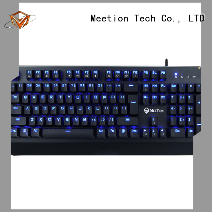 Meetion backlit keyboard retailer