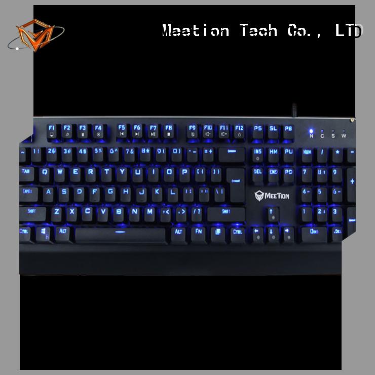Meetion backlit keyboard retailer