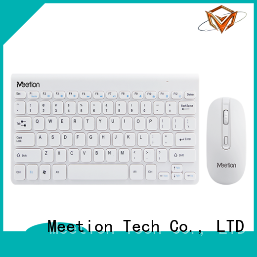 Meetion wholesale small wireless keyboard and mouse combo retailer