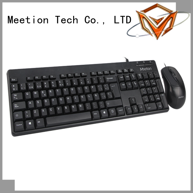 Meetion bulk purchase keyboard and mouse combo retailer
