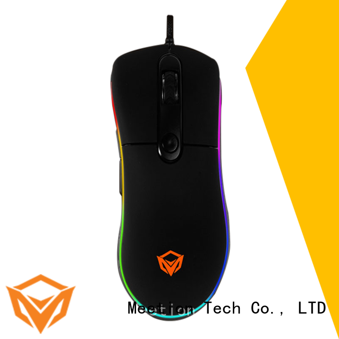 Meetion wholesale good gaming mouse supplier