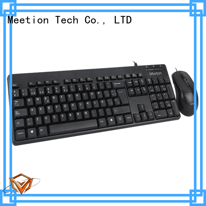 Meetion bulk buy computer keyboard and mouse retailer