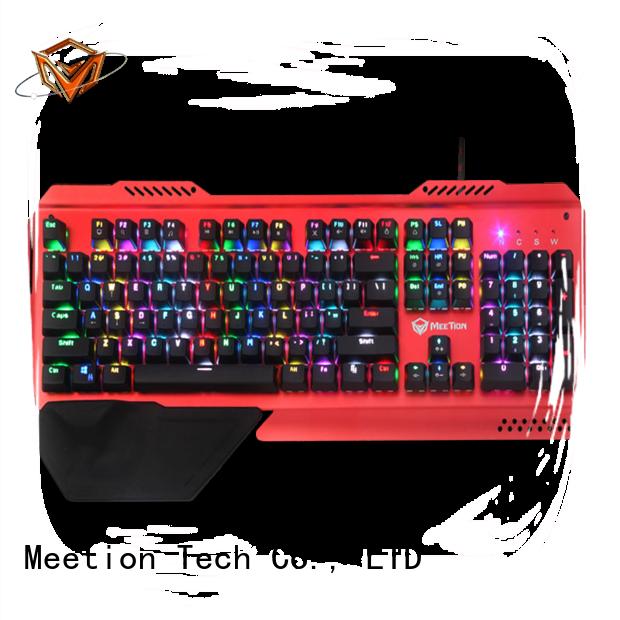 Meetion bulk buy pro gaming keyboard supplier