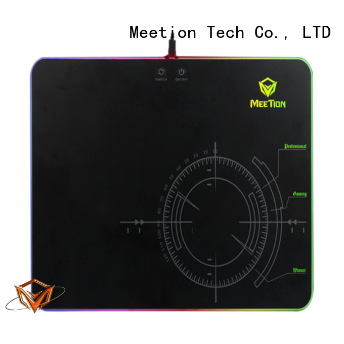 Meetion gaming mouse mat factory