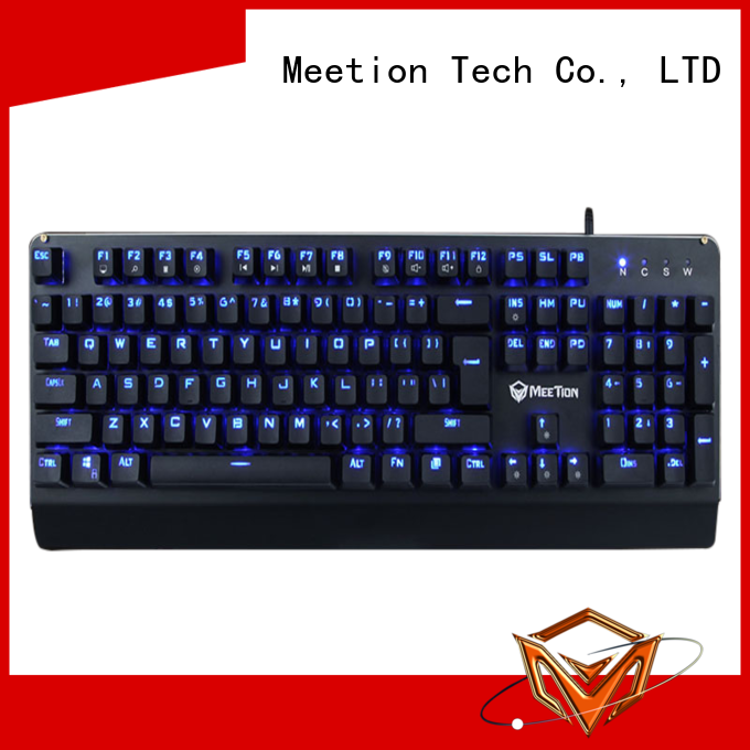 Meetion good gaming keyboard supplier