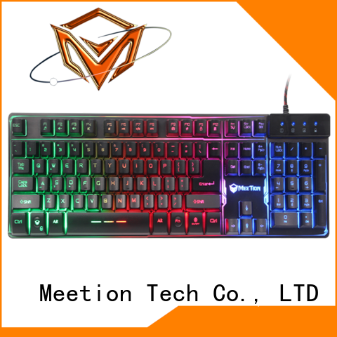 Meetion the best gaming keyboard manufacturer
