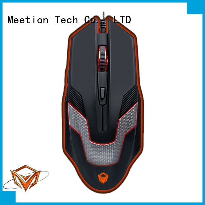 Meetion bulk buy ambidextrous gaming mouse supplier
