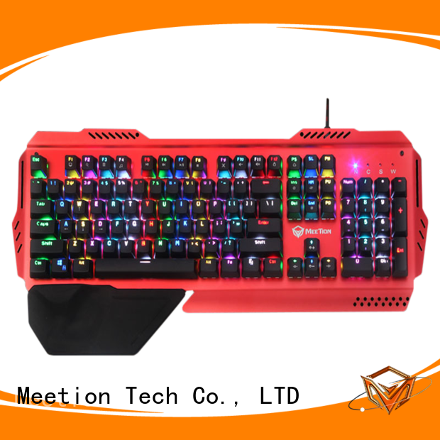 Meetion pro gaming keyboard manufacturer