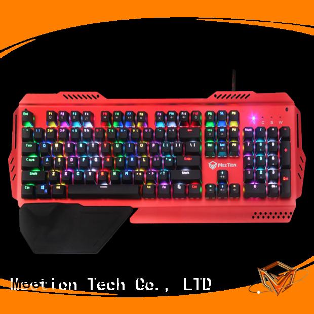 Meetion pro gaming keyboard manufacturer