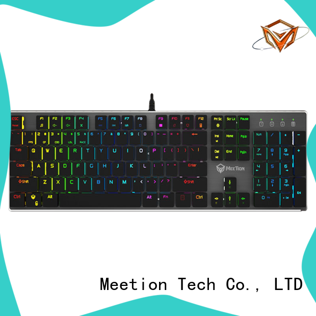 Meetion good gaming keyboard company