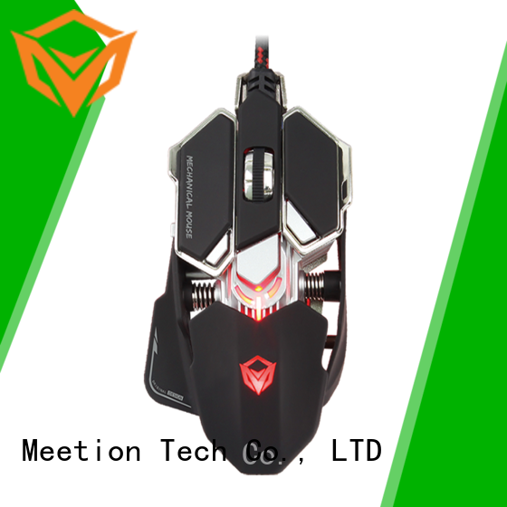Meetion rgb gaming mouse factory
