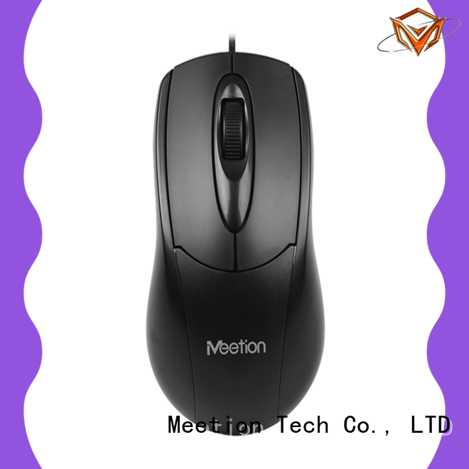 Meetion best wired mouse for pc supplier
