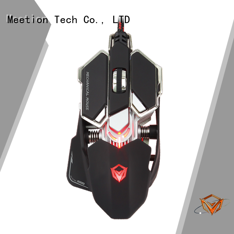 Meetion big gaming mouse manufacturer