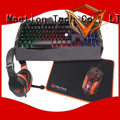 Meetion gaming mouse and mousepad combo company