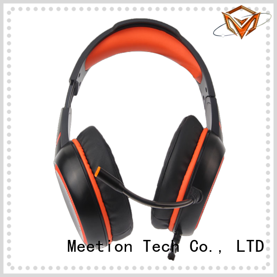 Meetion top rated gaming headsets company