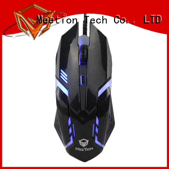 Meetion best lightest gaming mice factory